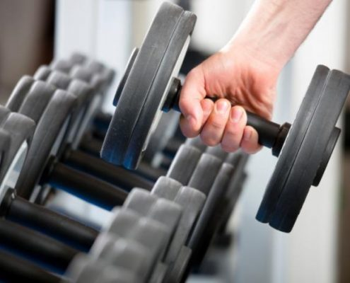 free-weights